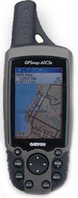 Garmin GPS Topographic Mapping